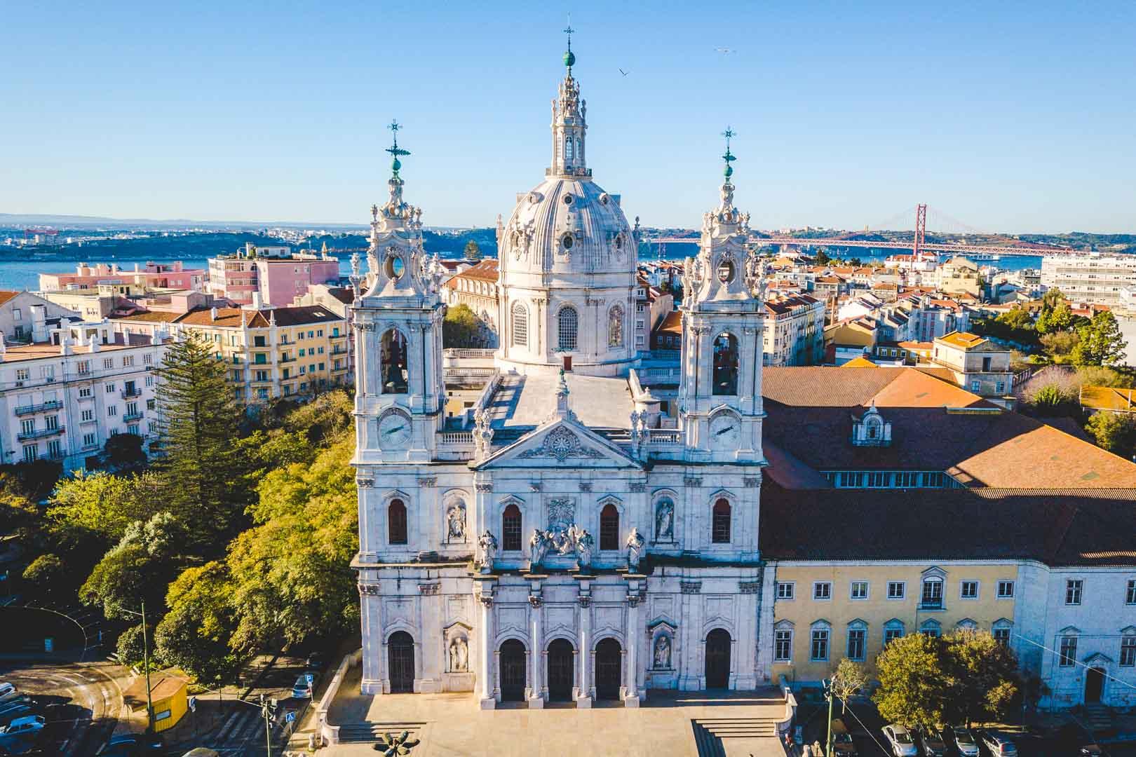 Basilica da Estrela, Lisbon - Don't Miss This Gem of Baroque Architecture!