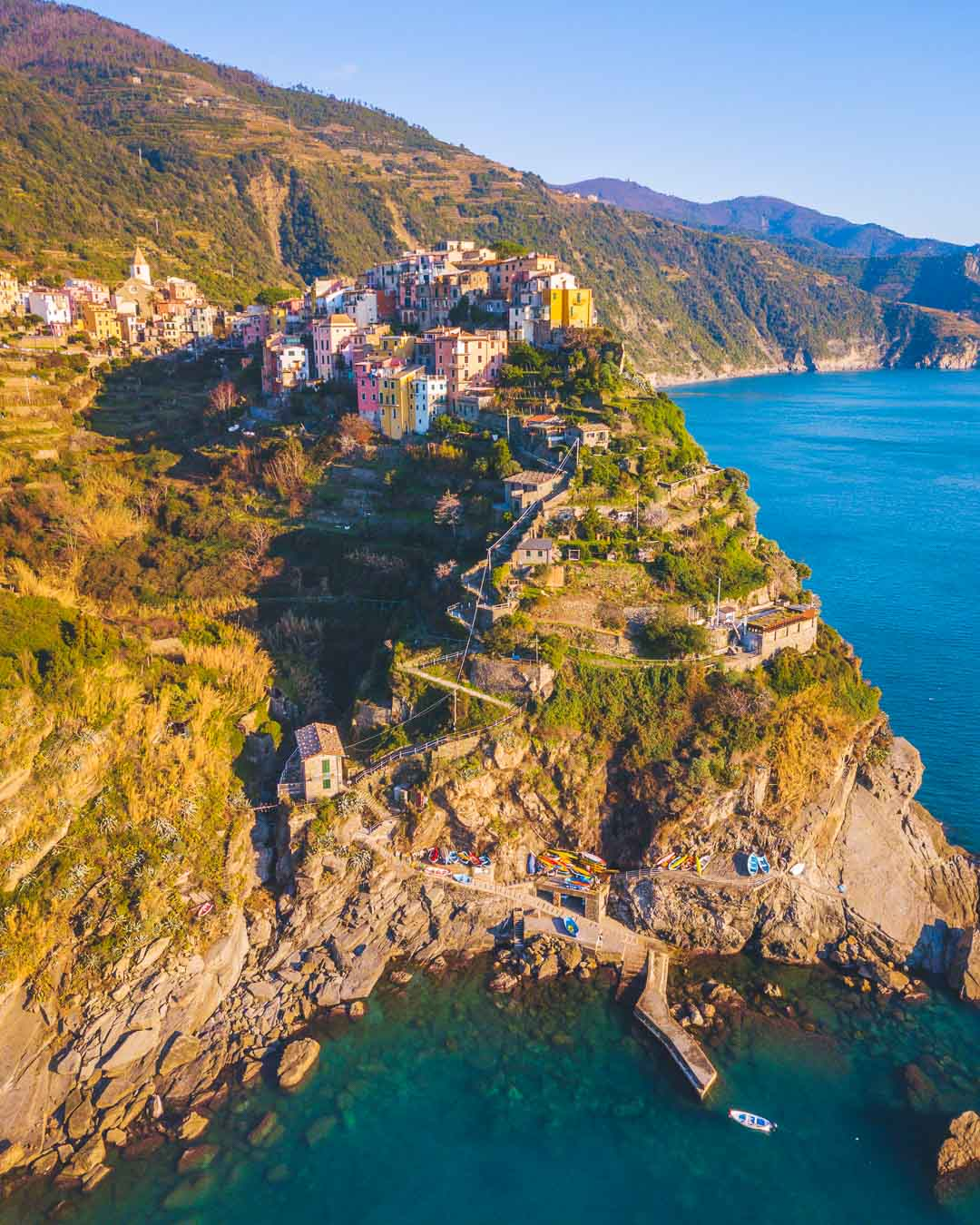 Cinque Terre Italy The Ultimate Travel Guide Best