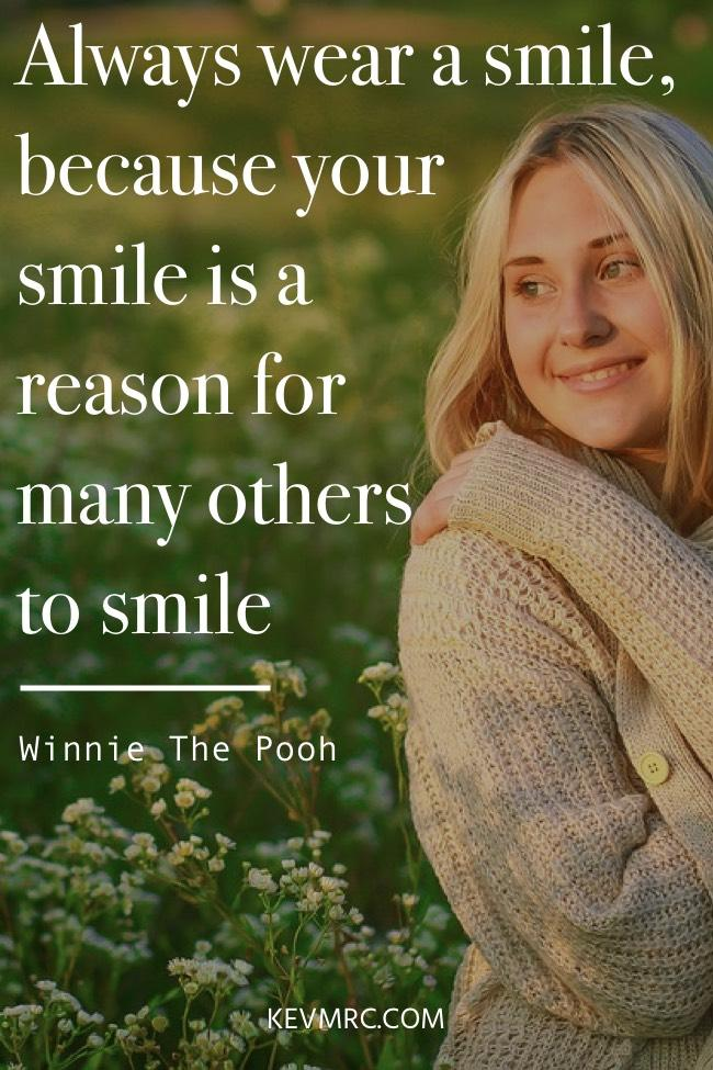 63 Cute Smile Quotes for Her - The BEST Quotes to Make Her Smile