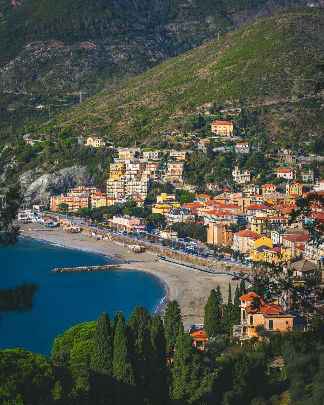 Best starting option for cinque terre