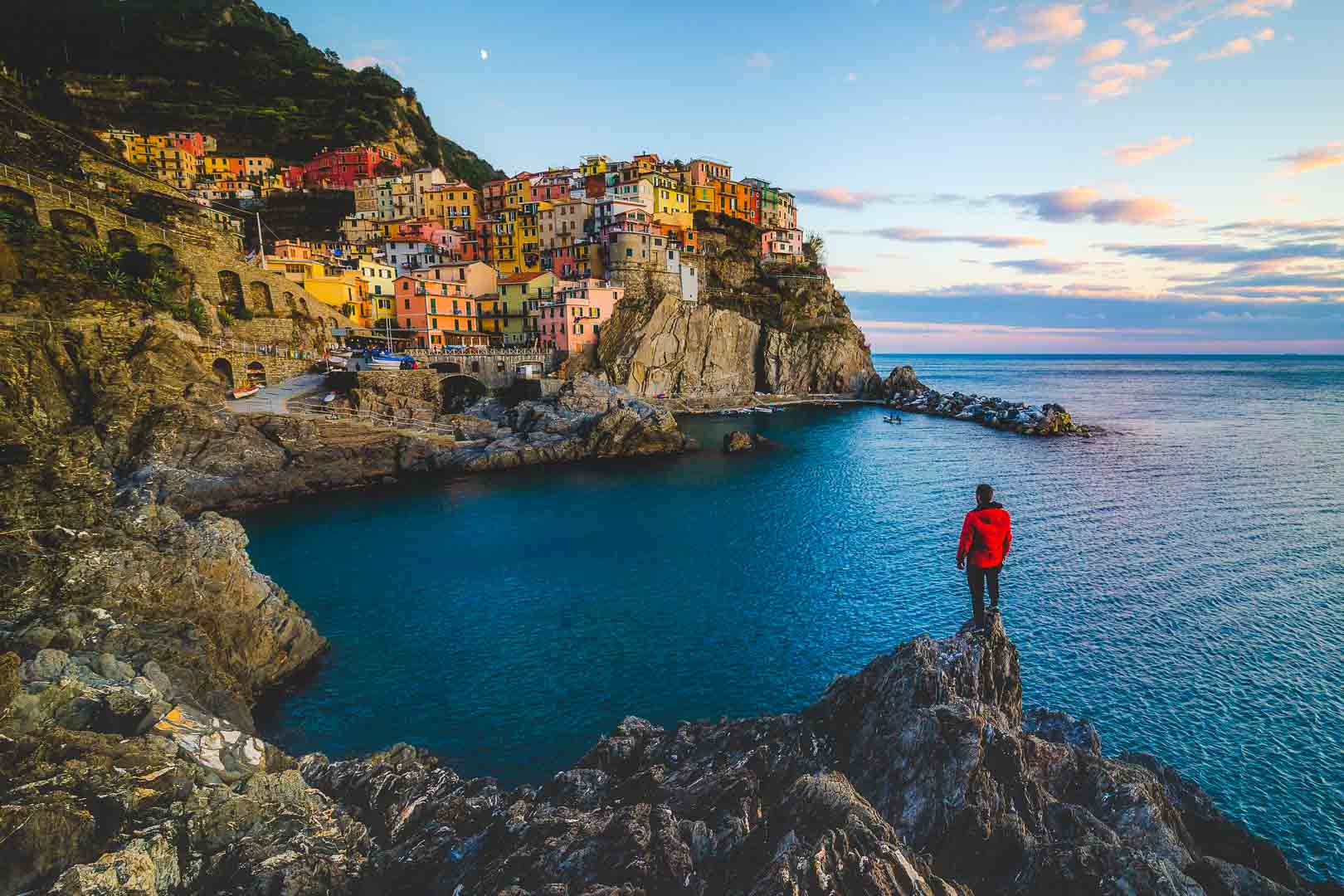 The Heart Of Cinque Terre manarola, cinque terre - visit the oldest village of the