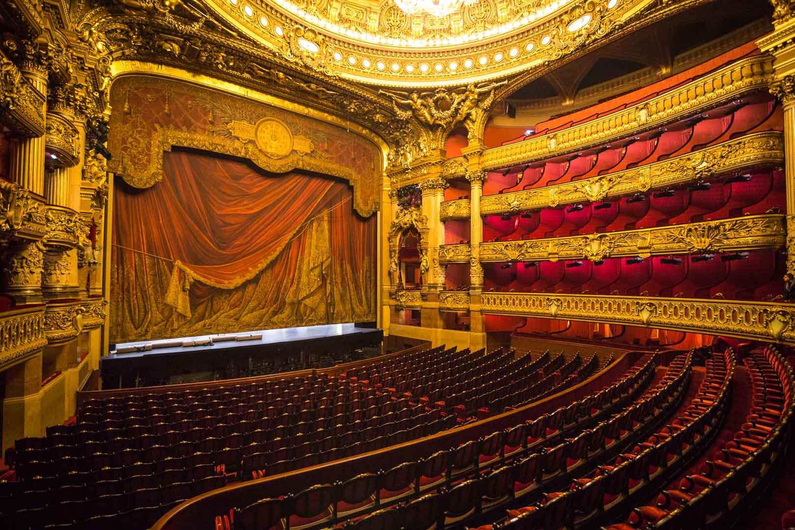 Opera Garnier - 5 Incredible Things to See Inside the