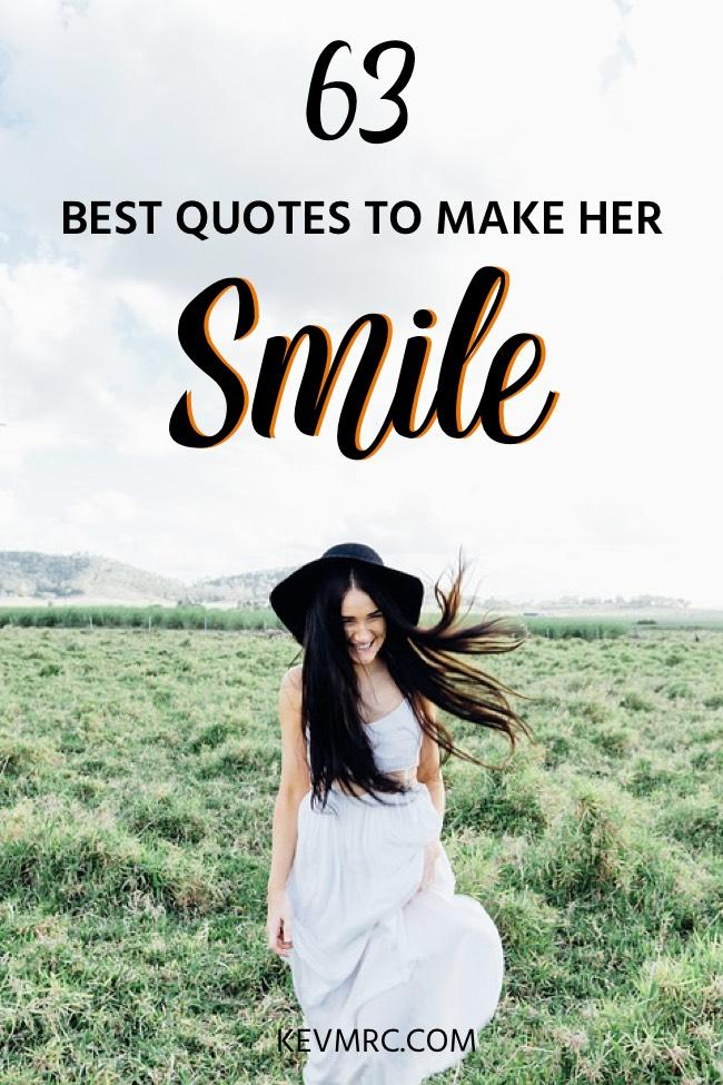 63 Cute Smile Quotes For Her The Best Quotes To Make Her Smile