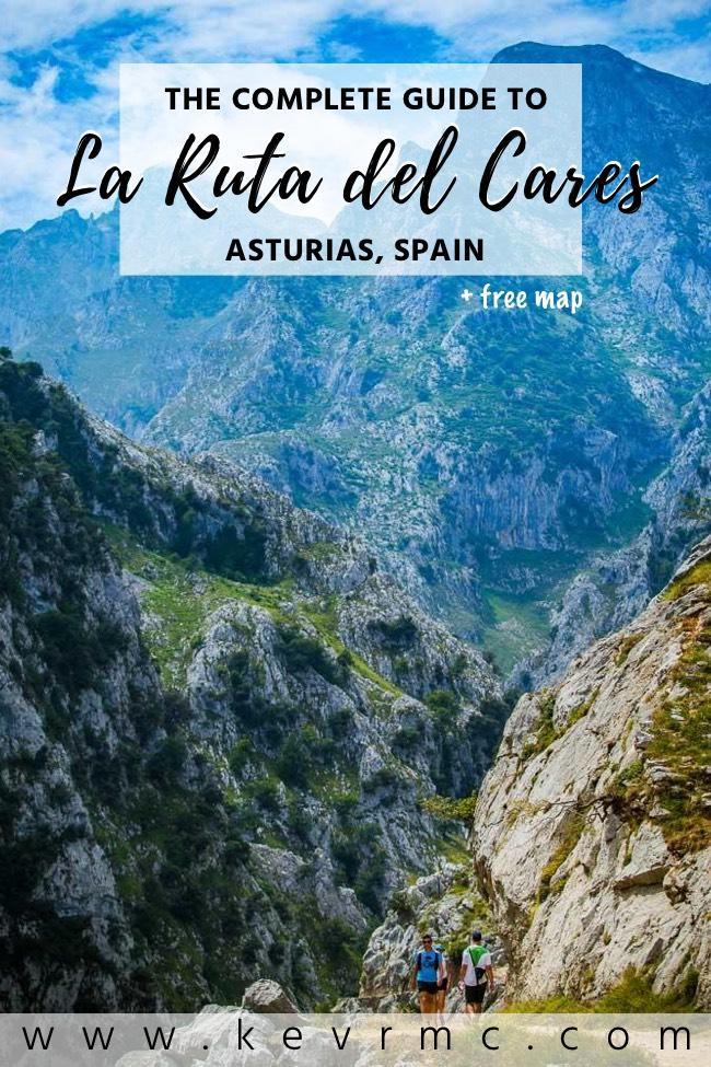 Your Complete Guide To La Ruta Del Cares Asturias Kevmrc Com