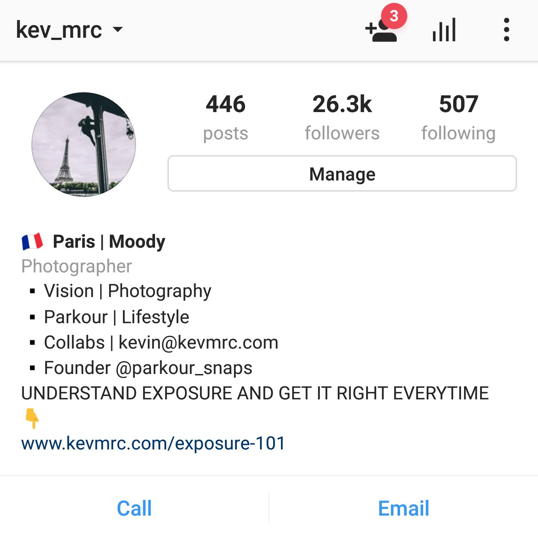 Instagram Bio: A Comprehensive Guide To Crush Your Goals | kevmrc com