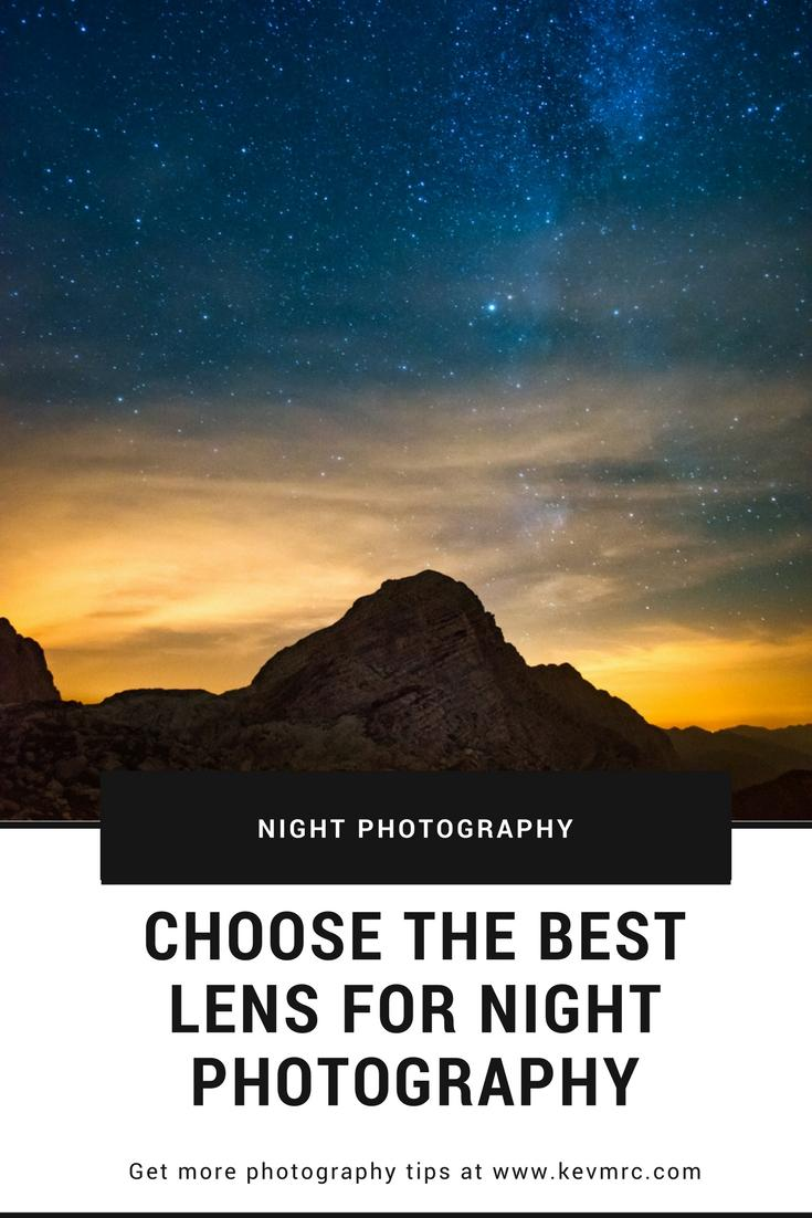 Best Lens for Night Photography | Find out the best ones