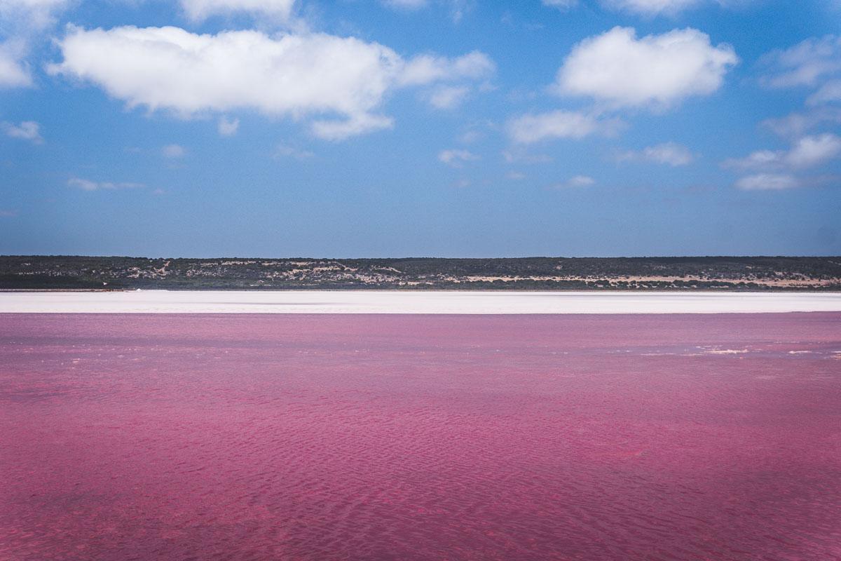 bumbunga lake is one of south australia famous landmarks