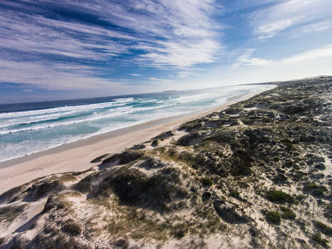 coffin bay national park is one of the most famous landmarks in south australia