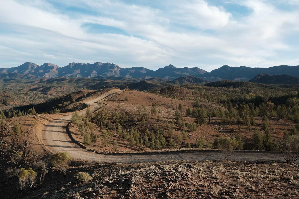 ikara flinders ranges national park
