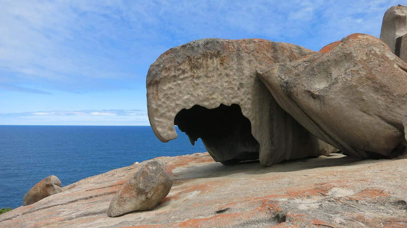 remarkable rocks is one of the best landmarks in south australia