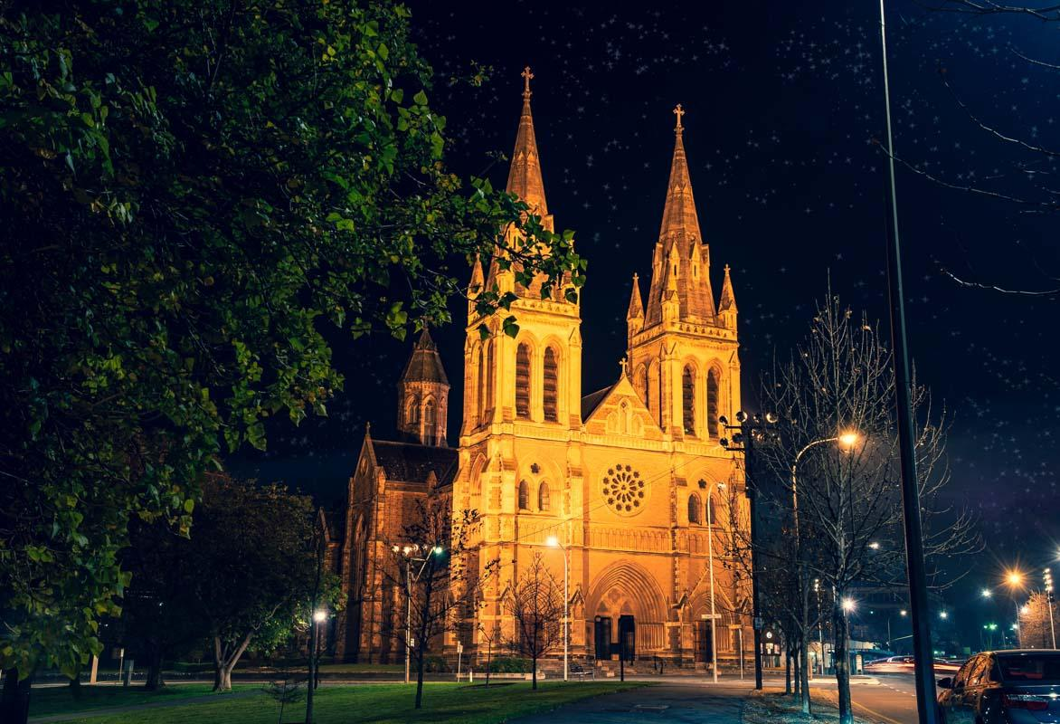 st peters cathedral is a great south australia man made landmarks